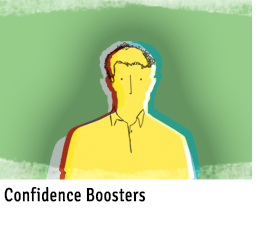CONFIDENCE BOESTERS