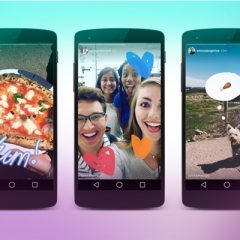 APPLE QUIERE COMPETIR CON SNAPCHAT E INSTAGRAM