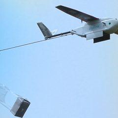 REPARTEN CON DRONES MEDICINAS Y SANGRE EN RUANDA