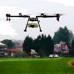 DRONES EN AGRICULTURA MEJORARÁN PRODUCTIVIDAD DEL CAMPO