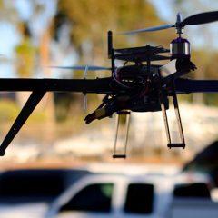DRONES RECUPERAN AUTOS ROBADOS EN LA CDMX