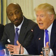 CEOS RENUNCIAN A CONSEJO DE TRUMP