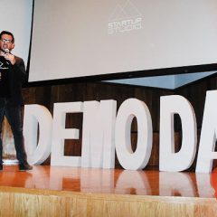 NOCHE DE PITCHEO EN DEMODAY MONTERREY