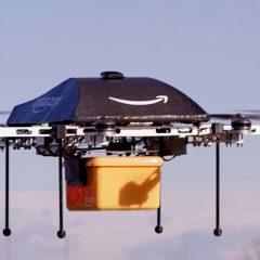 DRONES DE AMAZON SE AUTODESTRUIRÍAN EN EL CIELO
