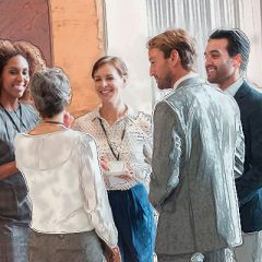 5 CONSEJOS PARA INICIAR CONVERSACIONES DE NETWORKING