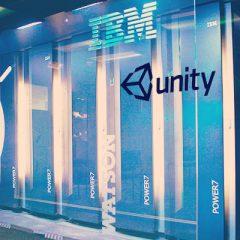 IBM Y UNITY LLEVAN A LA IA WATSON A LA REALIDAD VIRTUAL