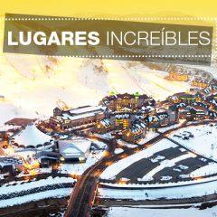 LUGARES INCREÍBLES: PYEONGCHANG Y LOS JUEGOS DE INVIERNO