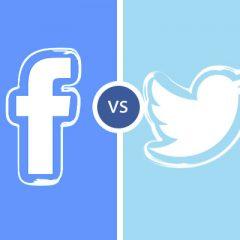 FACEBOOK VS TWITTER: ¿CUÁL ES MEJOR PARA LA PUBLICIDAD?