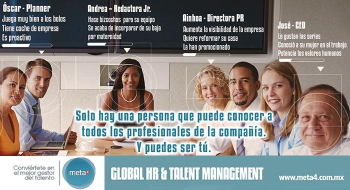 Director corporativo de Recursos Humanos