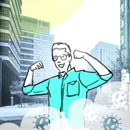 Empresas adaptan tiempos coronavirus