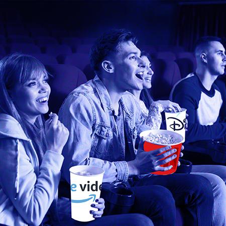 Netflix Amazon compran cines