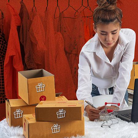 Compras navideñas comportamiento clientes