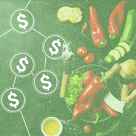 Capital de riesgo food-tech