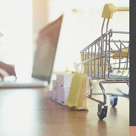 Livestream shopping para compras