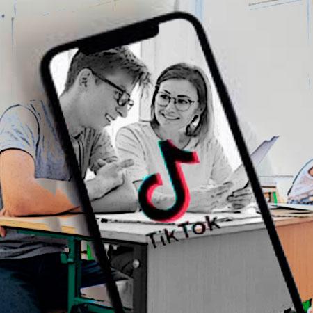 TikTok futuro para educación