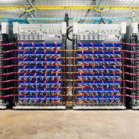 Inteligencia artificial diseño chips