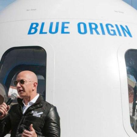 Jeff Bezos volar espacio
