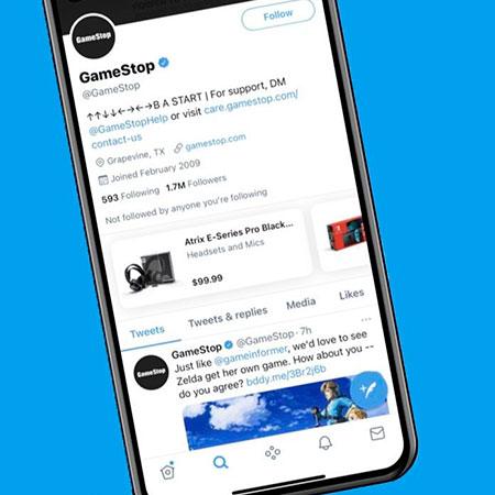 Twitter ventas e-Commerce