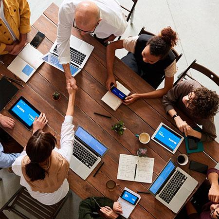 Empresas líderes recursos humanos