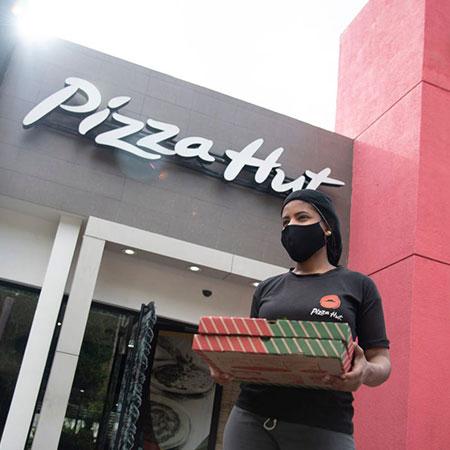 Pizza Hut inteligencia artificial