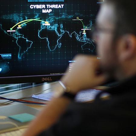 Hackers tiempo real