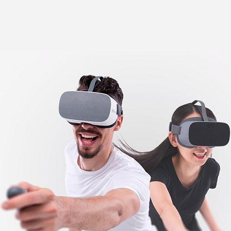 TikTok realidad virtual