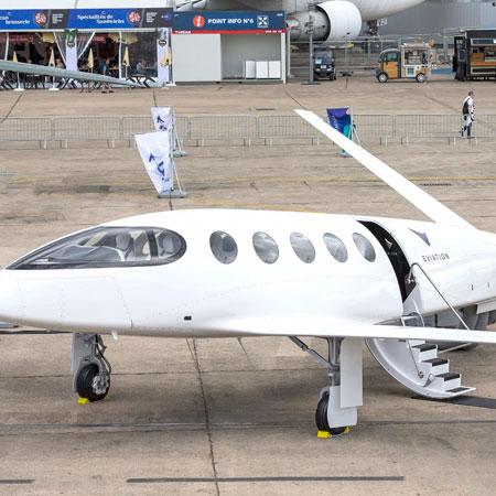 DHL aviones eléctricos