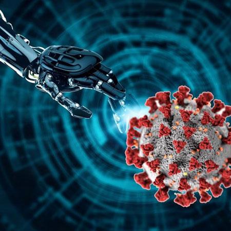 Inteligencia artificial contagios COVID-19