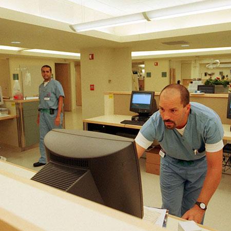 Ransomware en hospitales
