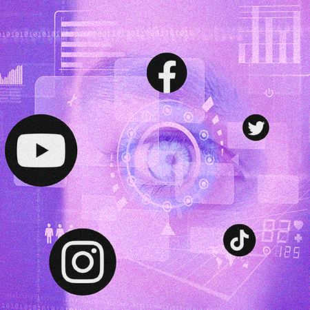 Algoritmos de redes sociales