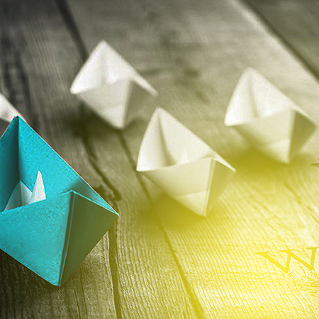 Liderar cambio en empresa