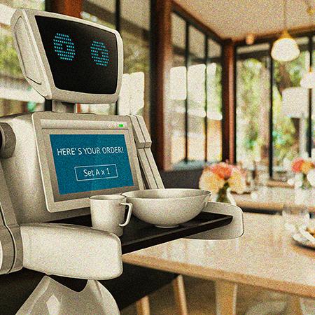 Inteligencia artificial en restaurantes
